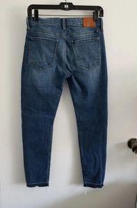 LUCKY BRAND Ankle skinny Size 27